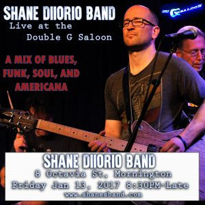 Double G Saloon Bar - Shane Diiorio Band