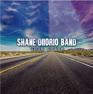 Shane Diiorio Band - This Drive CD Cover