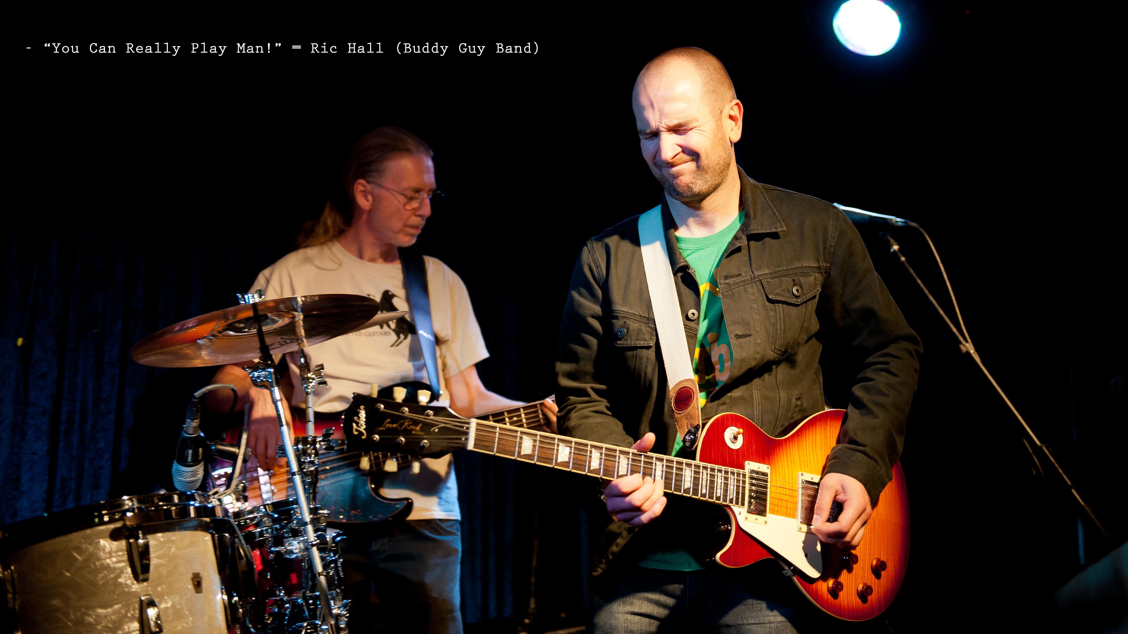 Melbourne's Premier Electric Original Blues Rock Band